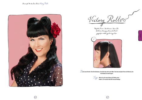 Das Online Magazin F  R Pin Up  Vintage  Rockabilly Und Burlesque