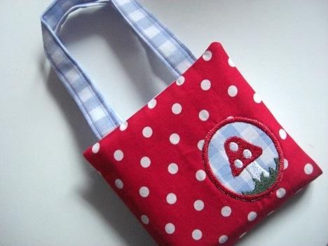 Pixibuch-Rumschlepper Büchertasche von Kleine Fluchten