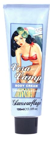 Vera Vamp Body Cream 100ml Glamourflage