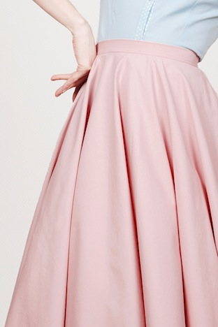 Yvonne Warmbier Fashion 1 Rock Olivia rosa lang Zoom2