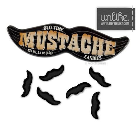 Buy Unlike Mustache Bonbons