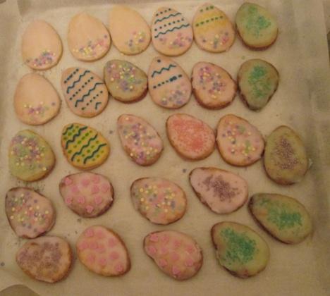 Ostern Backen Muffins Kekse 6 Kopie