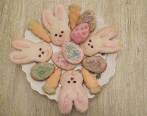Ostern Backen Muffins Kekse 7 Kopie