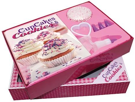 CupCakes & Cookies Buch Box Komet Verlag