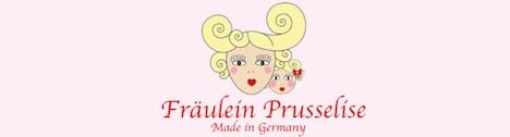 Fraeulein Prusselise Banner Logo