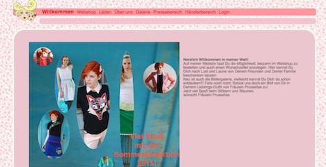 Fraeulein Prusselise Homepage