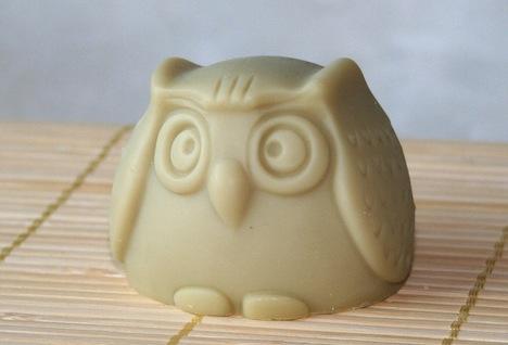 Seifenmanufaktur-Mehlhose Seife Eule Jule