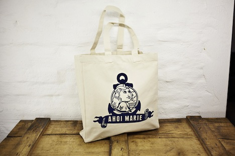 Ahoi Marie Tasche Einkaufstasche