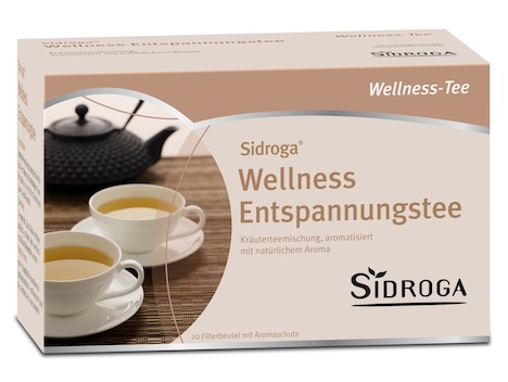 Sidroga DA Wellness Entspannungstee