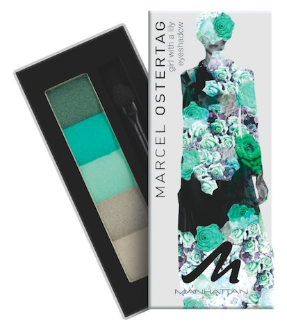 Manhattan Collection Marcel Ostertag Eyeshadow Palette