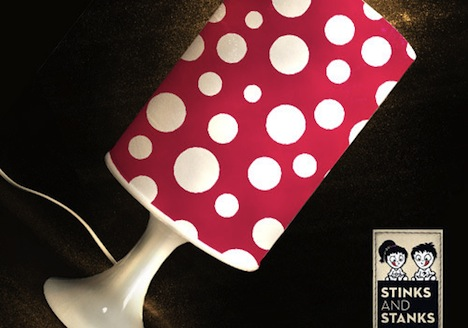 STINKSANDSTANKS  Polka Dots gepunktet 1339063150-886