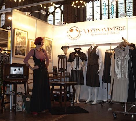 Vecona-Vintage Herzblut-Messe Juli 2013