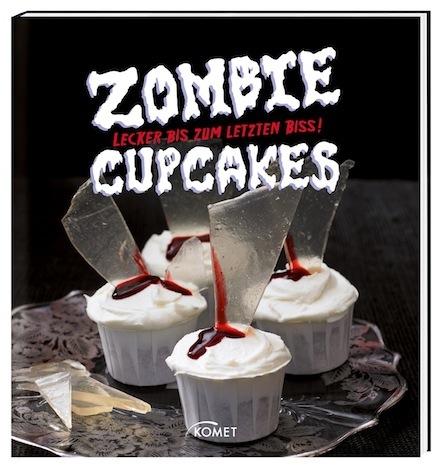 Buch Zombie Cupcakes Komet Verlag