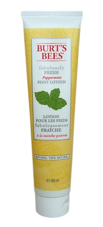 Burts Bees Foot Lotion Peppermint