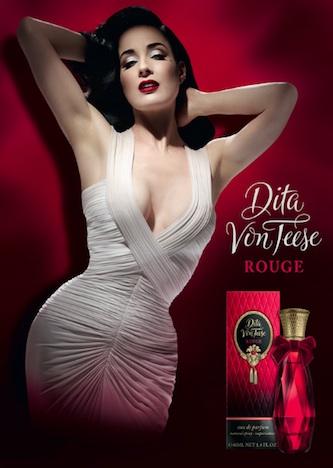 Dita von Teese Rouge Eau de Parfum Duft