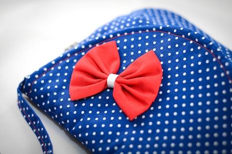 Fraeulein Sommerschuh Musthave der Woche Tasche Polka Dot 4