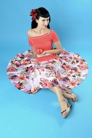 Outfit von Frozen Hibiscus