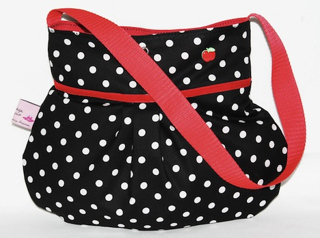 Miss Patty Tasche Polka Dots eintraumwerkstadt