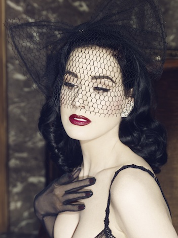Von Follies by Dita Von Teese headshot 2 web