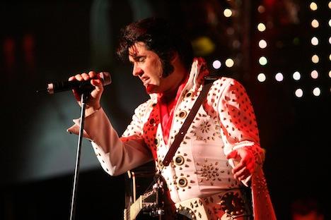Elvis Presley / Grahame Patrick