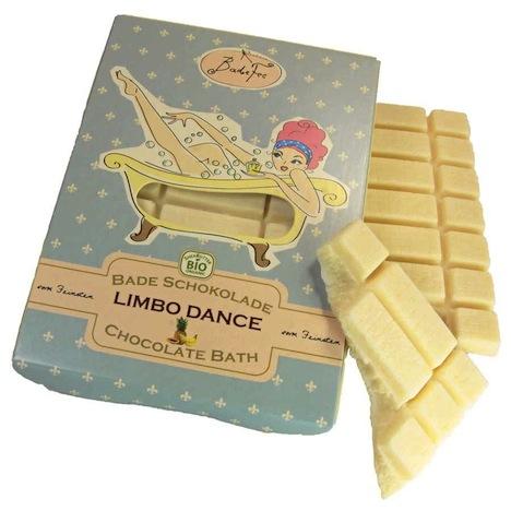 Badefee Badeschokolade Limbo Dance