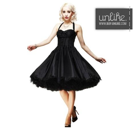 Hell Bunny Petticoat Kleid Ursula Buy Unlike