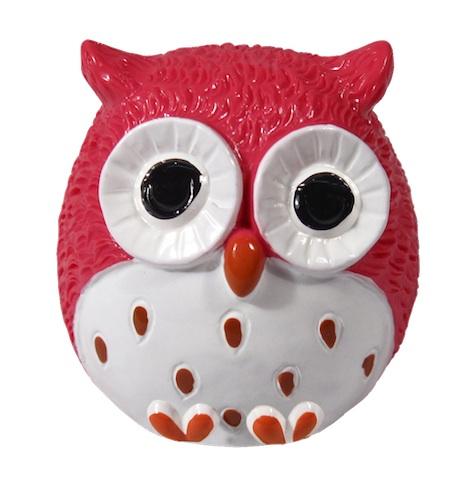 npw-np044 Eule Owl Lip Balm pink