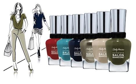 sally hansen designer kollektion nagellack