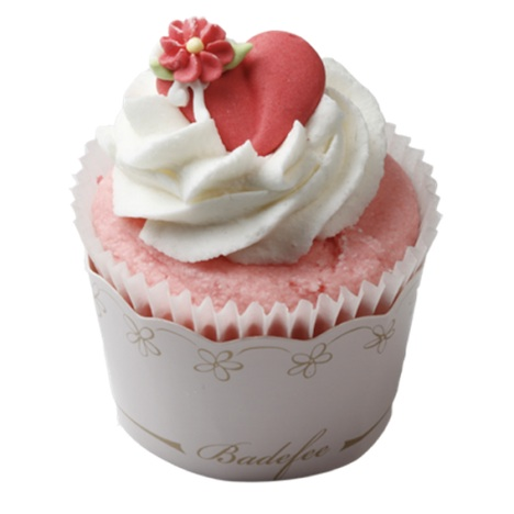 Badefee BadeCupcake Sweet Heart 1