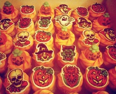 Cupcake Berlin Shop Halloween