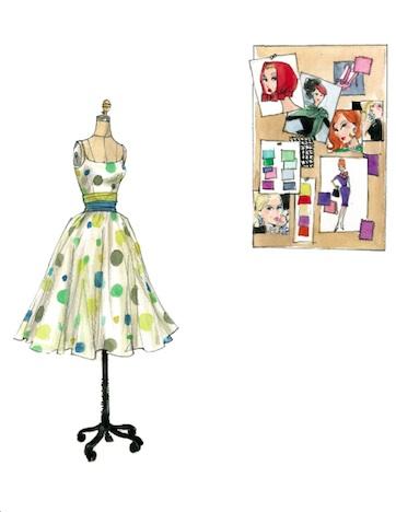 Fashion aufregend weiblich Janie Bryant Monica Corcoran Harel 1