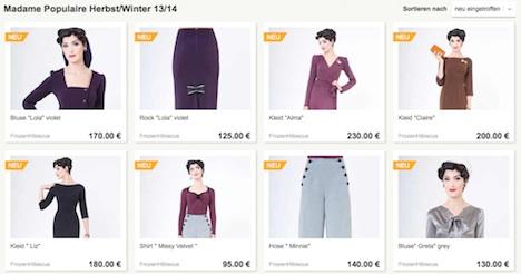 Frozen Hibiscus DaWanda Shop Onlineshop