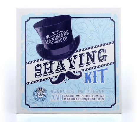 Handmade Soap Company Shaving Kit 1