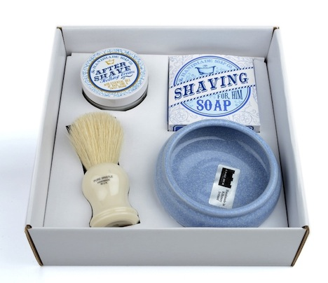 Handmade Soap Company Shaving Kit 2
