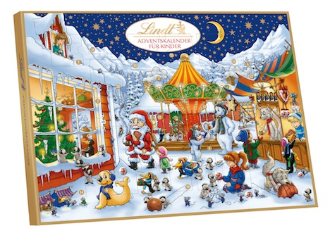 Lindt Kinder Adventskalender