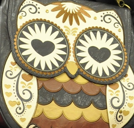 Loungefly Tasche OWL HEART EYES 1