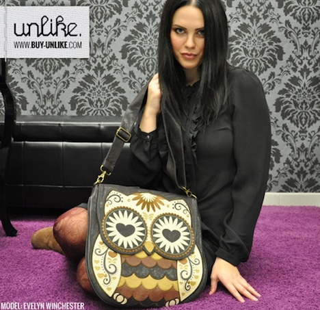 Loungefly Tasche OWL HEART EYES 2