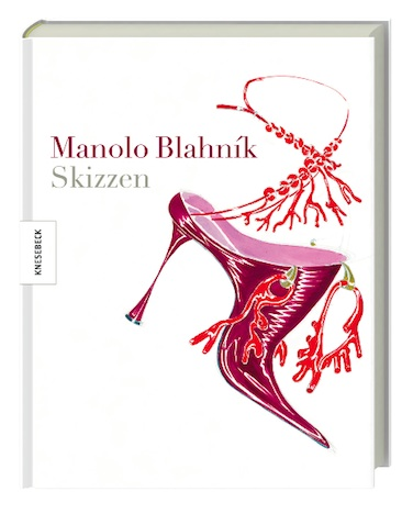 Manolo Blahnik Skizzen Buch Knesebeck Verlag