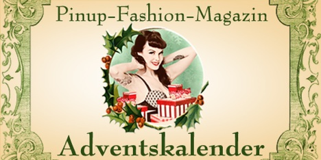 Pinup-Fashion-Magazin Adventskalender