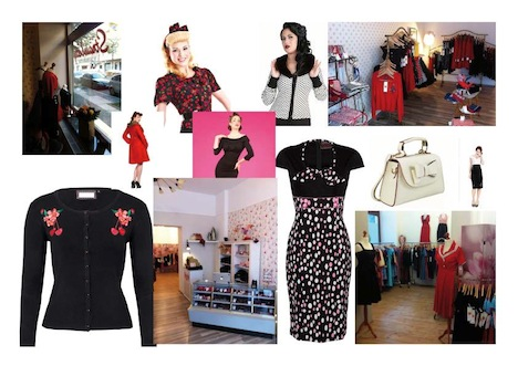 Strawbetty Shop Bilder Berlin