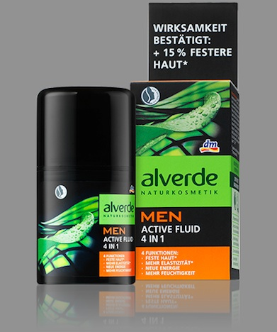 alverde men active fluid 4in1