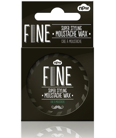 npw styling wax mustache