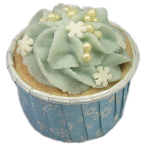 Badefee Bade Cupcakes Flockentanz