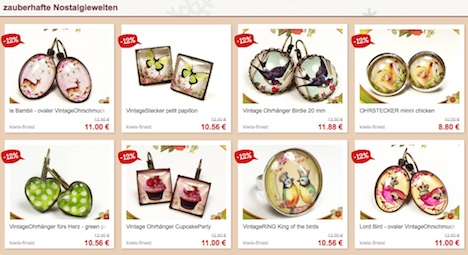DaWanda-Shop kiwis finest Onlineshop