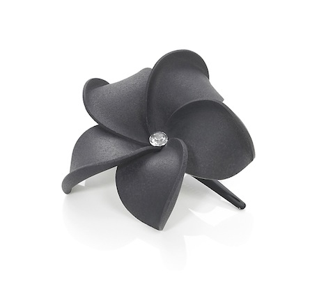 Dolly Martin frangipani_hairclip_diamond_xs_black_diamond.xs-00.00.21