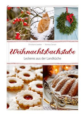 Hoelkel Verlag Buch Weihnachtsbackstube