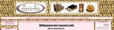 Leopard Look Ho,epage Onlineshop
