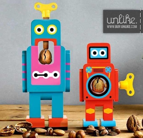 Roboter Robot Nussknacker Buy Unlike