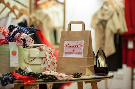 Strawbetty Rock`n`Roll Store Shop Berlin 2