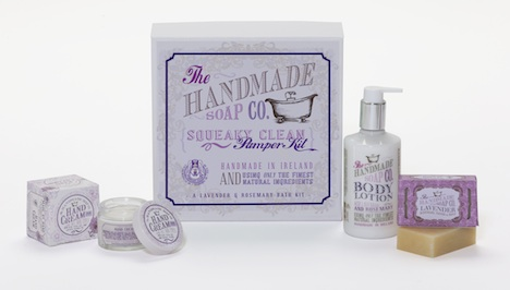 The Handmade Soap Company Pamper Kit 1
